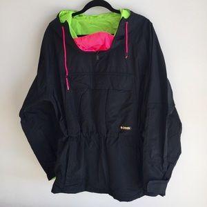 Columbia Pullover Vintage Jacket